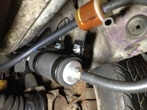 Fuel Pump Mount 2
