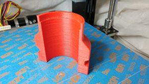 48mm Fork Seal Slider Printed